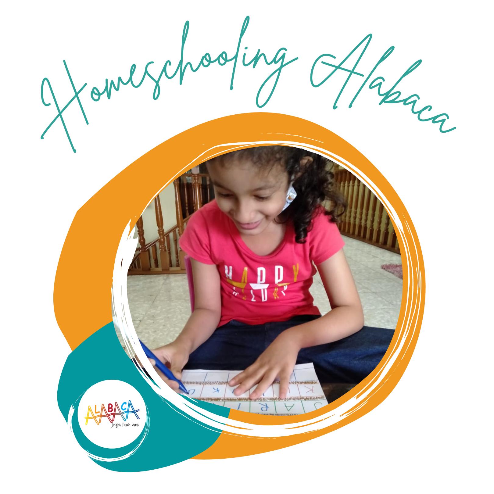 Proses Belajar di Homeschooling Alabaca